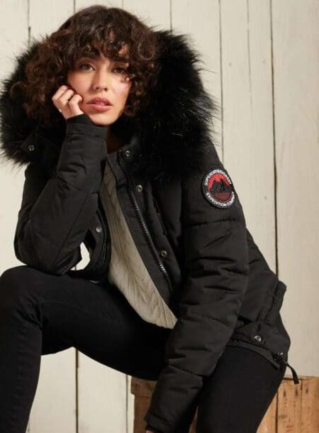 Superdry Mπουφάν Everest Bomber (W5010995A-12A)