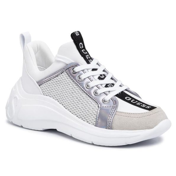 Guess Sneaker Speerit Active FL6SPTFAB12-WHI_e-dshop