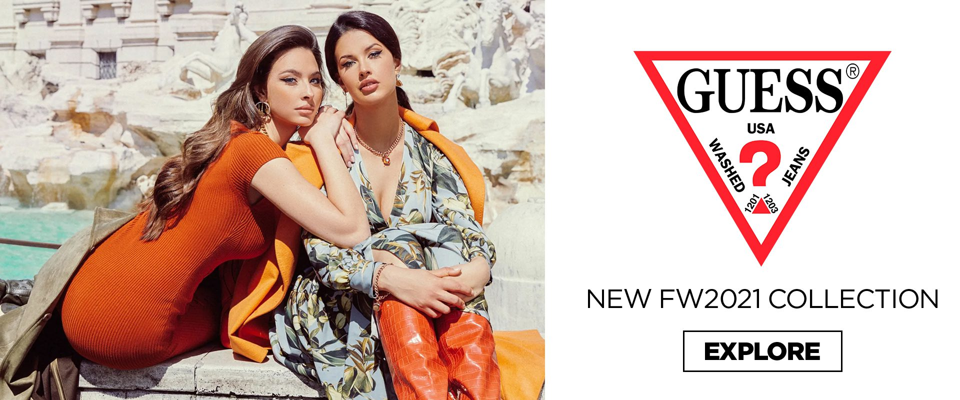 Guess FW21 Collection