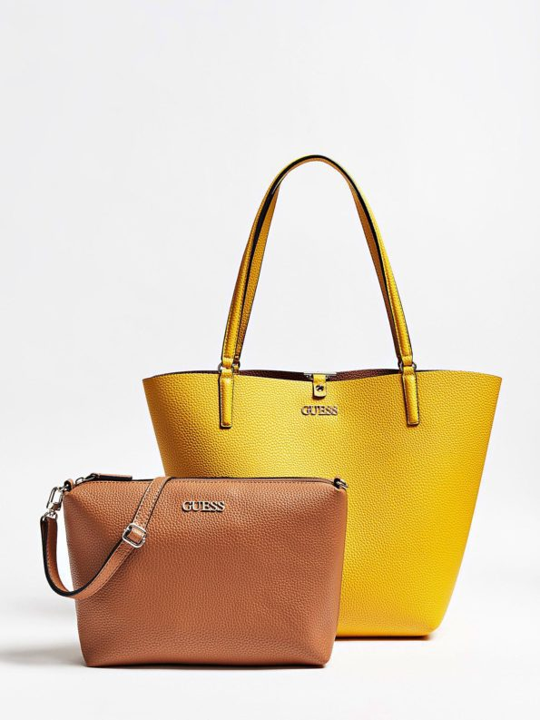 Guess Τσάντα Alby Toggle  HWVG7455230_e-dshop