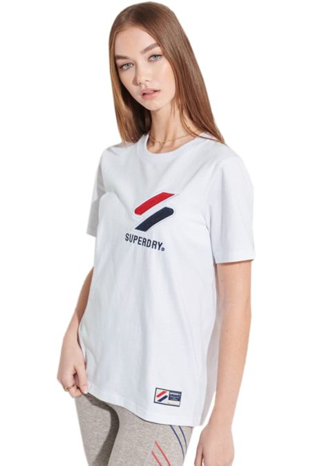 Superdry Sportstyle Chenylle T-shirt (W1010492A)
