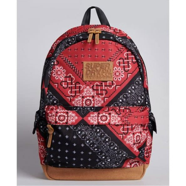 Superdry Backpack Print Edition Montana (W91100073A)