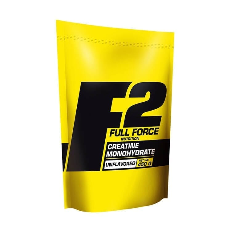 F2 Full Force Nutrition Creatine Monohydrate Proteinhealth Συμπληρώματα Διατροφής