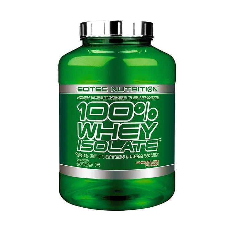 Scitec Nutrition 100% Whey Isolate (2000gr)