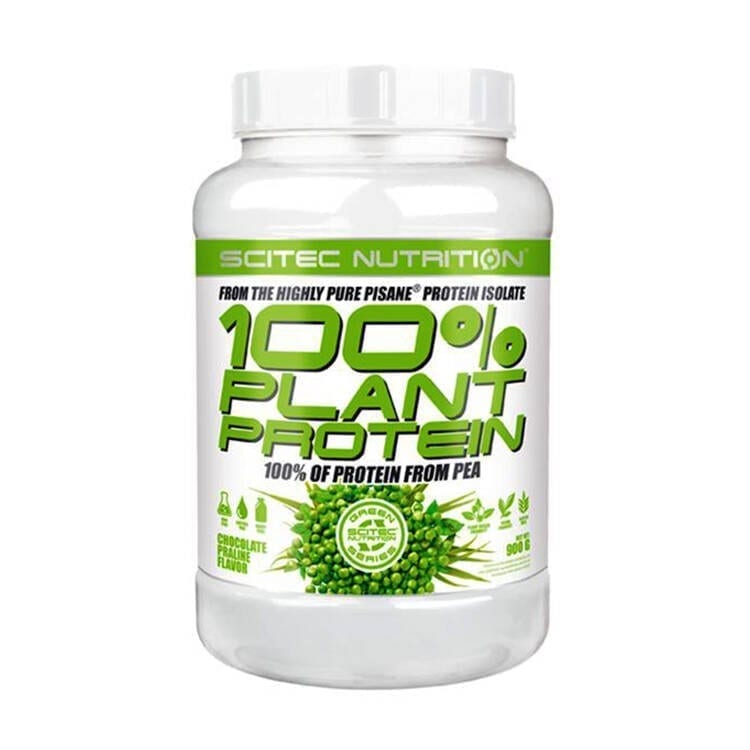 Scitec Nutrition Green Series 100% Plant Protein (900 gr)
