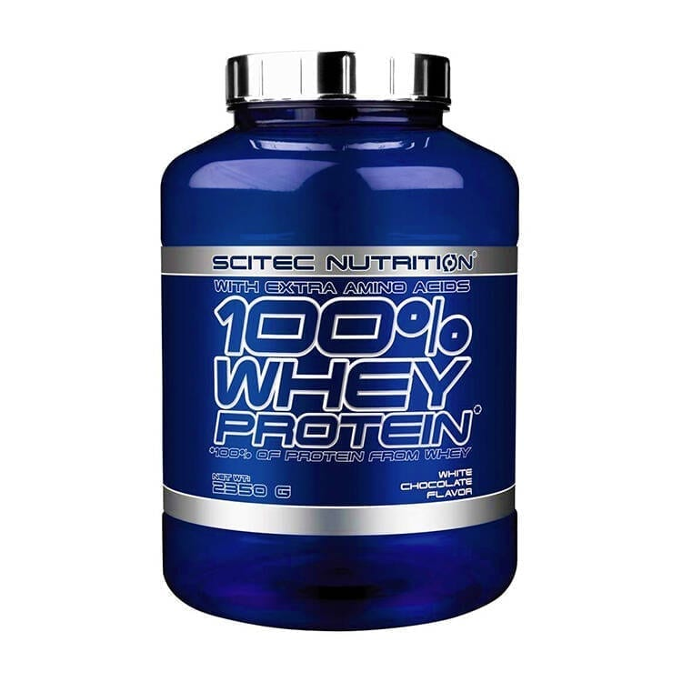 Scitec nutrition 100% WHEY PROTEIN (2350gr)