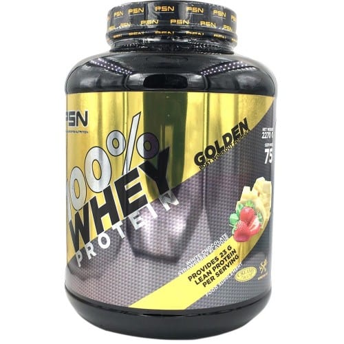 P.S.N. Golden Whey Concentrate 2270gr