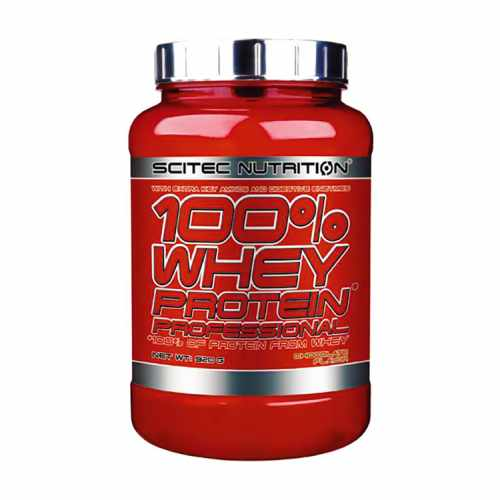 Scitec nutrition 100% Whey Protein Professional (920 gr)